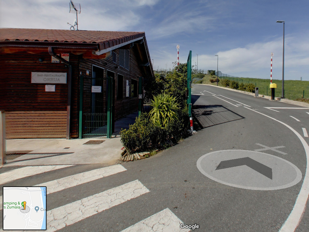 Virtual Tour Camping Zumaia